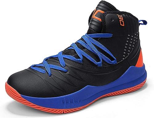 GJRRX Zapatillas de Baloncesto Hombre Moda Zapatillas de Deporte ...