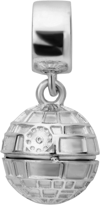 Star Wars Jewelry Death 925 Sterling Silver Dangle Bead Charm