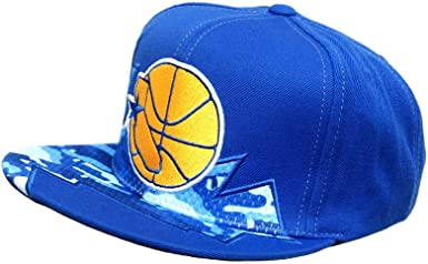 Mitchell & Ness NBA Snapback Golden State Warriors Squadra - Gorra ...