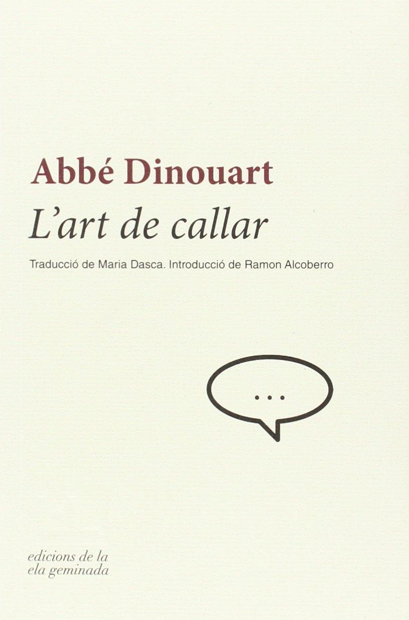 (CAT).13.ART DE CALLAR, L'.(QUATRIDIVUM) pdf epub