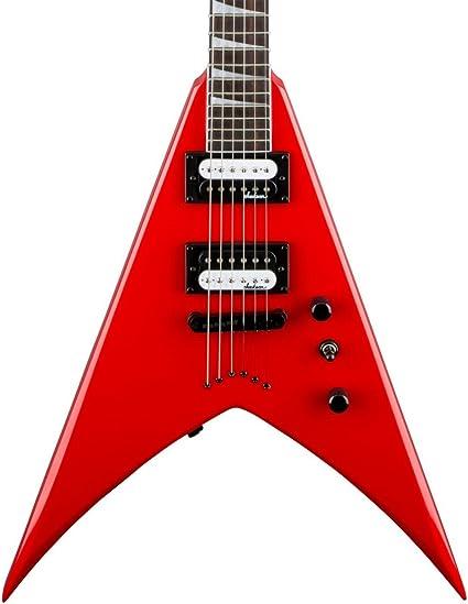 Jackson JS32T King V Ferrari Red Guitarra Electrica