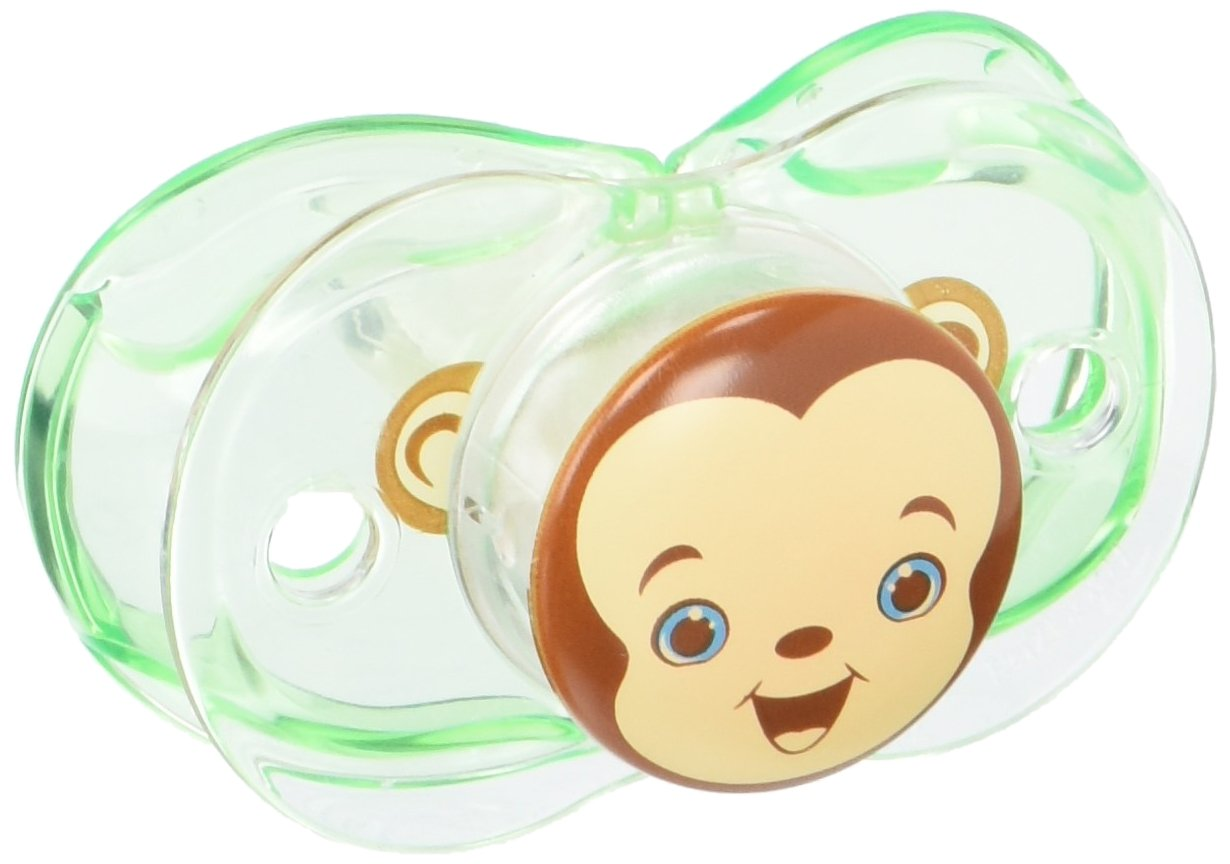 RaZbaby Mario Monkey The Smart Pacifier