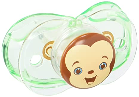 RaZbaby Mario Monkey The Smart Pacifier by Razbaby: Amazon.es: Bebé