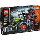 LEGO Technic 42054 - Set Costruzioni, Claas Xerion 5000 Trac Vc