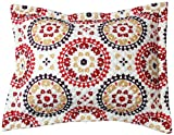 Stylemaster Twill and Birch Melina Printed Quilted Sham Standard, Harvest
