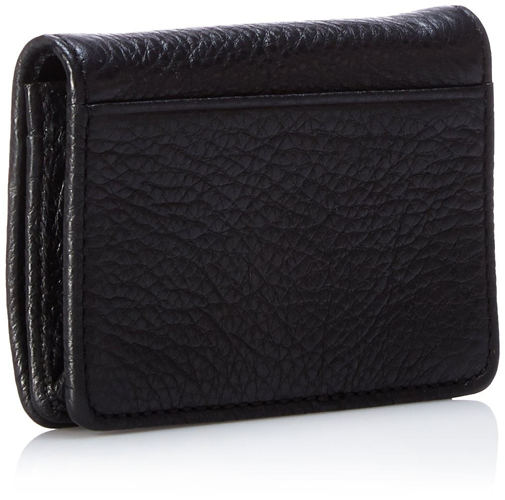 Marc by Marc Jacobs Classic Q Business Card Case Card Case, Black, One Size by Marc by Marc Jacobs (Image #2)
