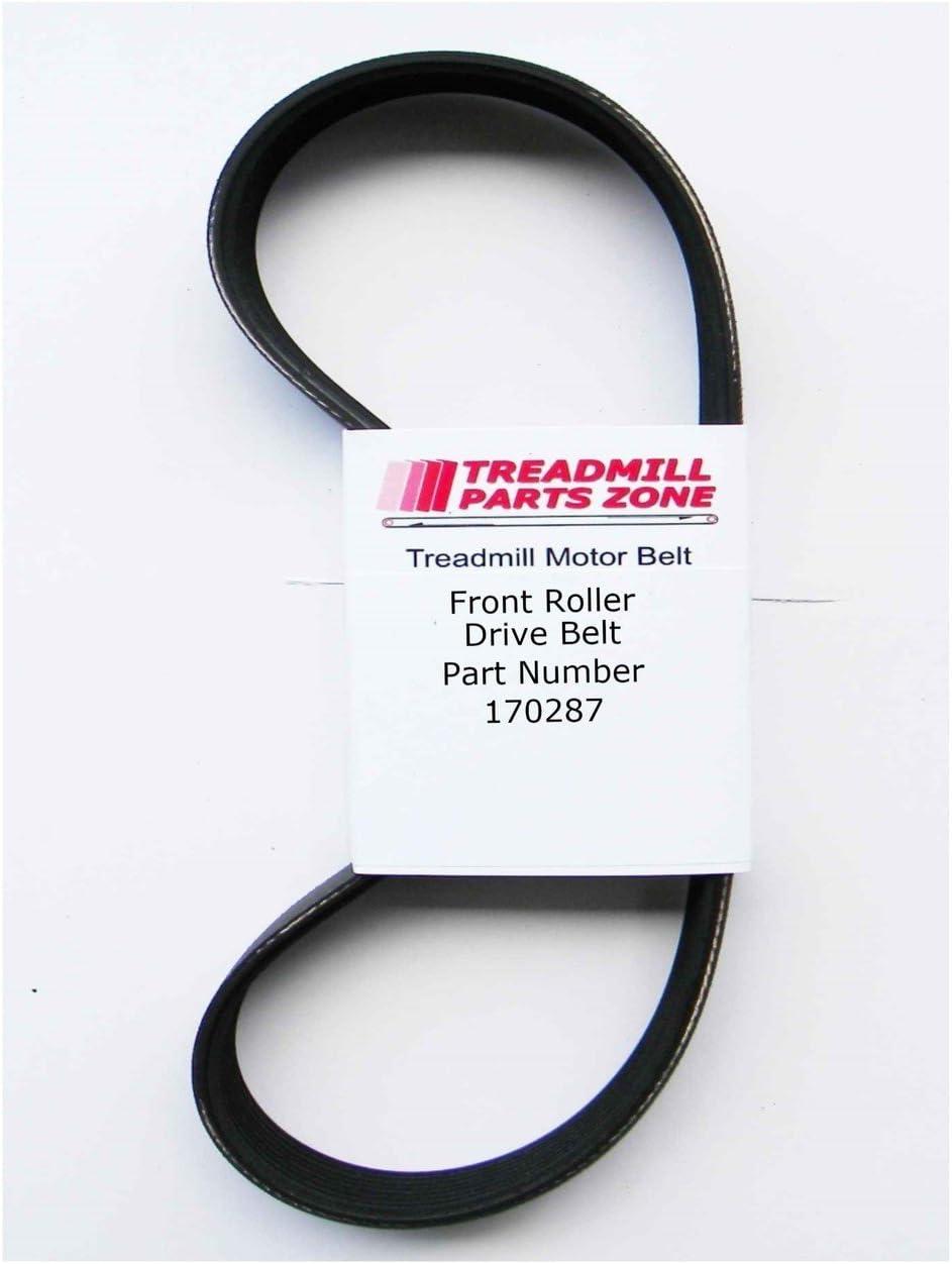 Treadmill Model PETL407072 PROFORM PF 3.8 Motor Belt Part 170287