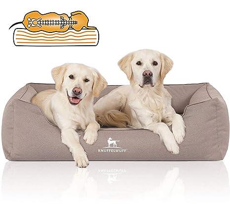 Cama para perro ortopédica Leon de Knuffelwuff, impermeable ...