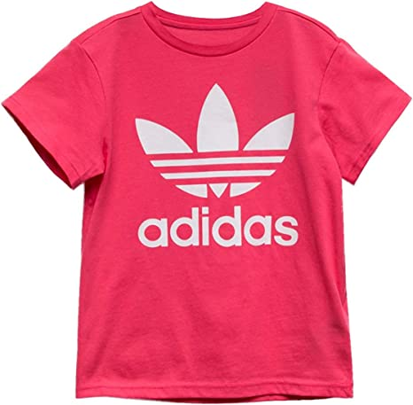 adidas Originals - Camiseta de trébol para niños: Amazon.es: Ropa y accesorios