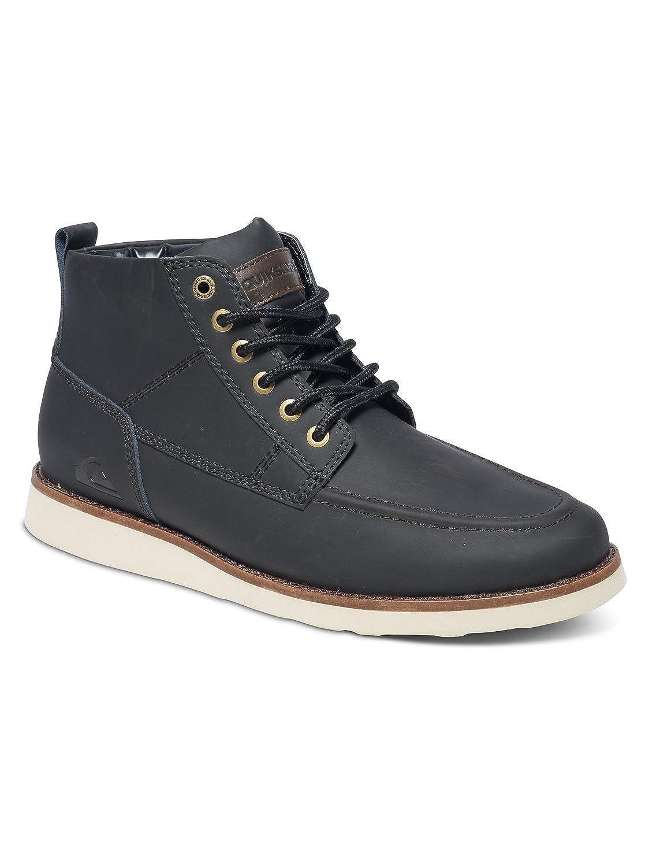 Quiksilver Sheffield - Zapatos de Cordones para Hombre