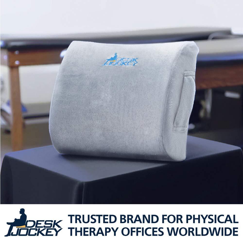 Amazon.com: Almohada de apoyo lumbar de grado terapéutico ...
