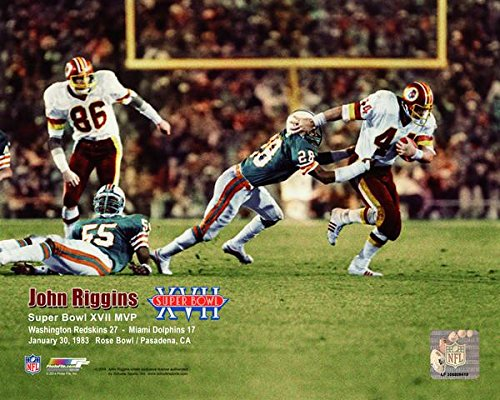 66a09b8ad John Riggins Washington Redskins Memorabilia