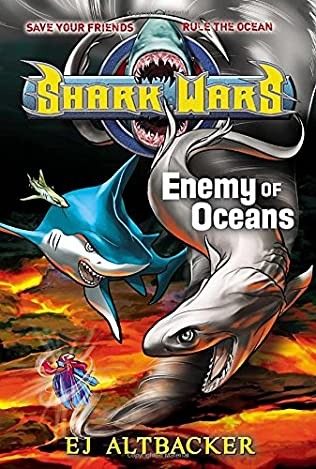 book cover of Enemy of Oceans