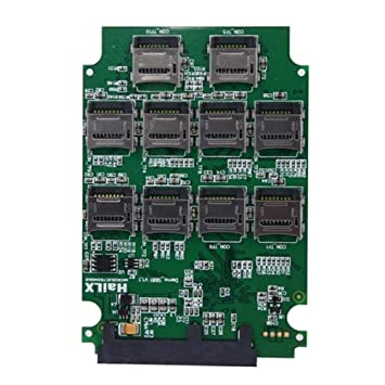 Yeshai3369 - Tarjeta de Memoria Micro SD TF a SATA SSD ...