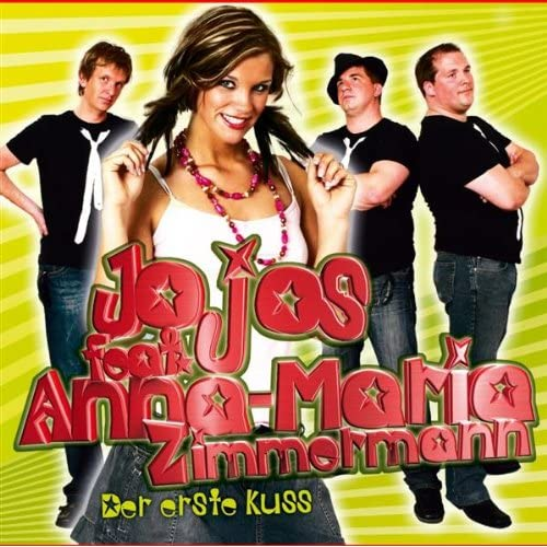 der erste kuss by jojos feat anna maria zimmermann on amazon music. Black Bedroom Furniture Sets. Home Design Ideas