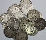 1878 - 1935 Morgan or Peace Silver Dollar Culls (Mixed Dates and Mint Marks) $1 Cull