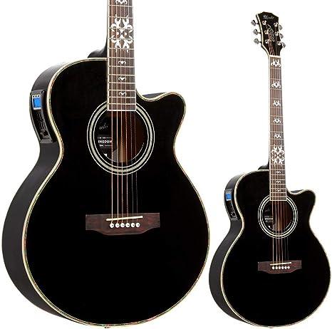 Lindo LDG-BF Black Fire - Guitarra electroacústica (con ...