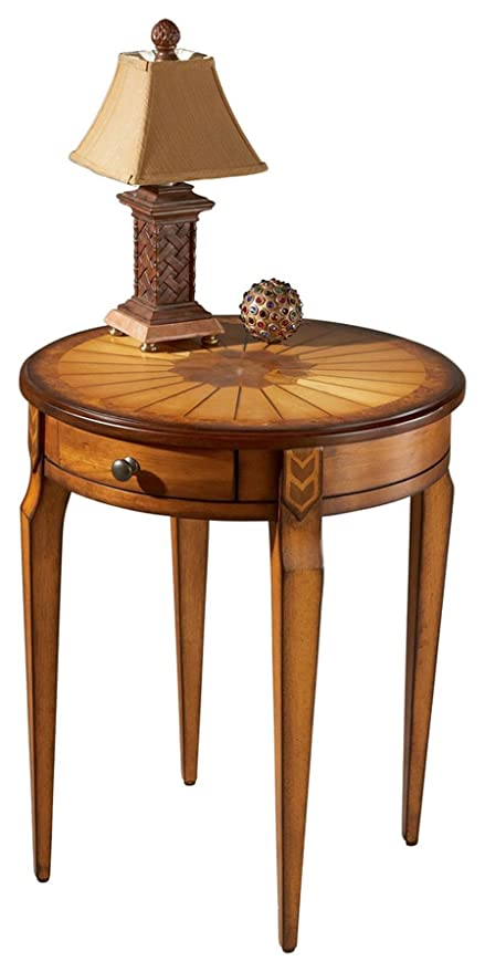 Attrayant Butler Archer Olive Ash Burl Side Table