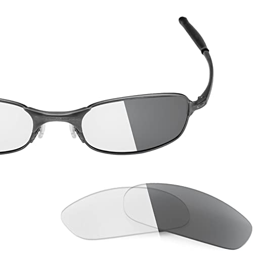 d31fd0137c Revant Replacement Lenses for Oakley Square Wire 2.0 Elite Adapt Grey  Photochromic