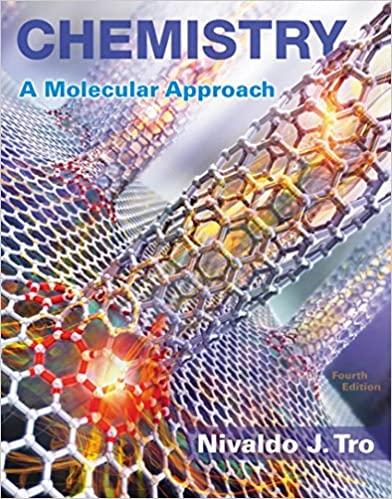 Chemistry a molecular approach 4 nivaldo j tro amazon fandeluxe Choice Image