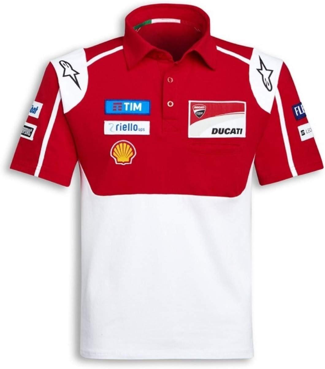 Ducati MotoGP 2017 Polo pour Homme