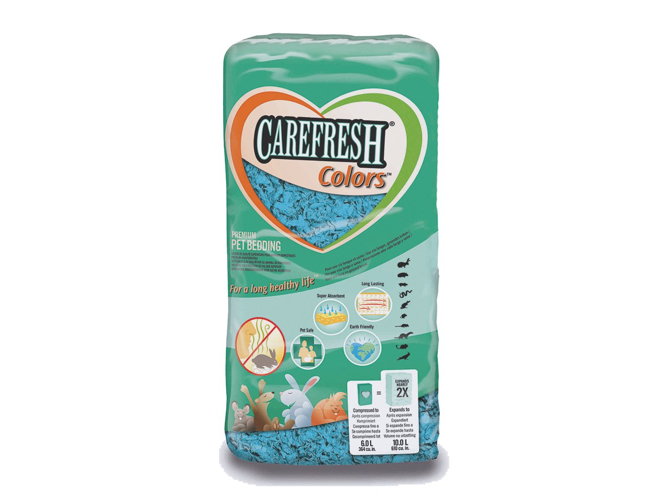 Carefresh Blue 10 Litre