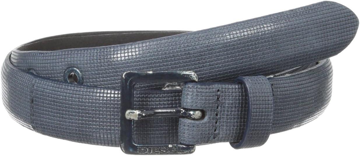 Diesel Mens Bicube Belt