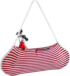 woom Balance Bike Bag, Red/White