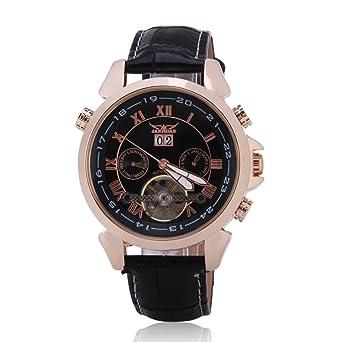 jaragar mechanical automatic watch luxury mens watch self wind jaragar mechanical automatic watch luxury mens watch self wind mechanical wrist watch men black tourbillon