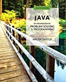 Java: An Introduction to Problem Solving and
