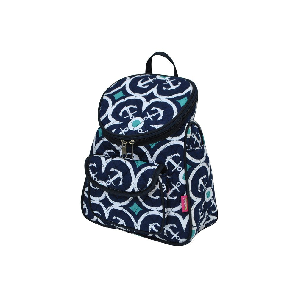 Anchor Flower NGIL Quilted Mini Backpack