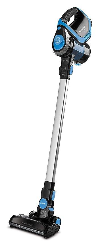 14 opinioni per Polti Forzaspira Slim SR100, Scopa Elettrica Ricaricabile Senza Filo 2-in-1,
