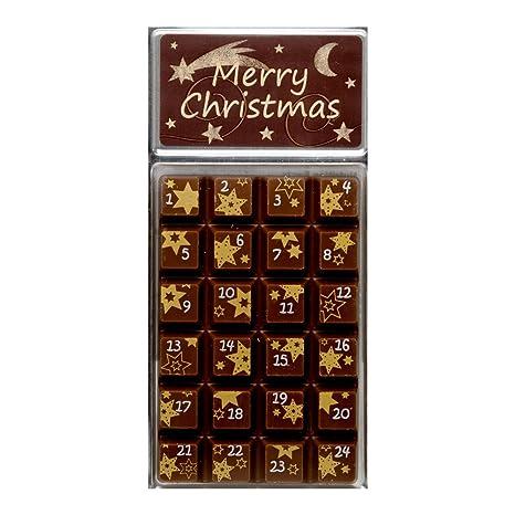 weihnachtskalender zartbitterschokolade my blog. Black Bedroom Furniture Sets. Home Design Ideas