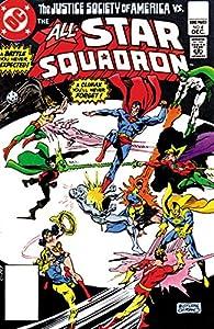 All-Star Squadron (1981-) #4