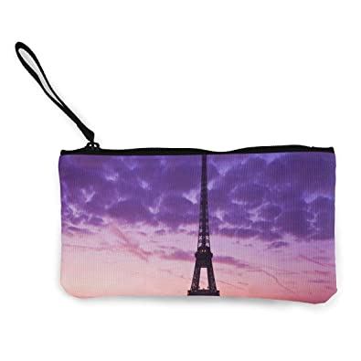 Amazon.com: Paris Wallpapers – Bolsas de maquillaje para ...