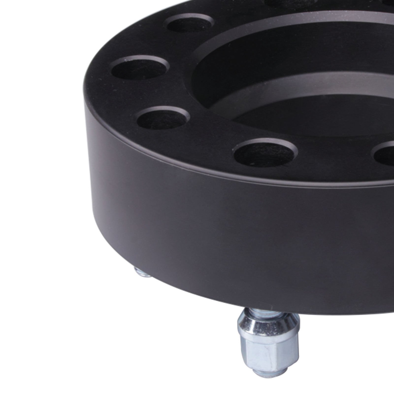 DCUAUTO 4pc 2007-2017 Toyota Tundra 5x150 Hubcentric Wheel Spacers Adapters 2 Inch with 14x1.5 Studs by DCUAUTO (Image #9)
