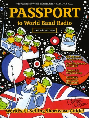Passport to World Band Radio by Lawrence Magne (2008-10-20) (Passport To World Band Radio)