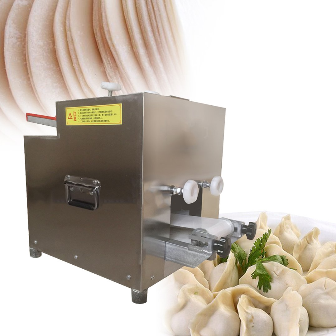 Vinmax Commercial Stainless Steel Dumpling Wrapper Machine | Dumpling Skin Machine ,110V/220V