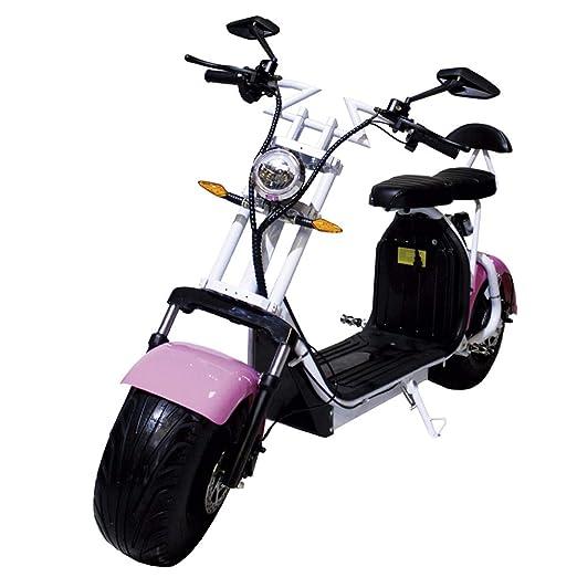 Moto eléctrica CityCoco Last Mille. 2000W/18.2aH (Doble ...