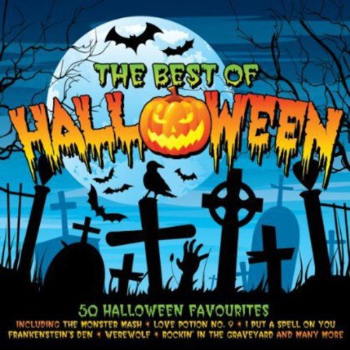 various halloween the best of various amazoncom music