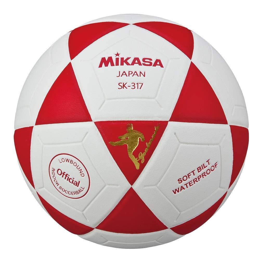 Mikasa SK317 - Balón de fútbol para Interiores: Amazon.es ...