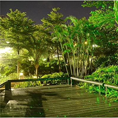 WANCHAUNG update RGB Garden Tree and Outdoor Wall Decoration Lights with RF Remote Control for Decorative Light, Holiday Lighting, Camping and wedding