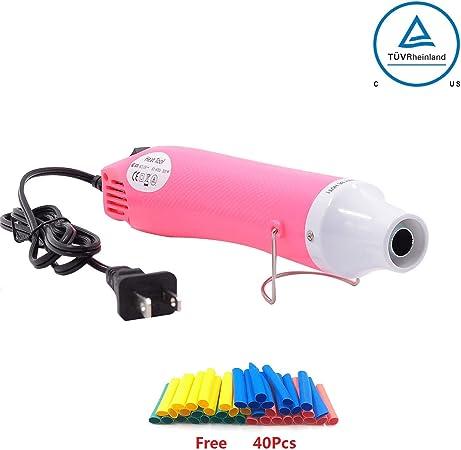 UK Air Gun Mini Heat Gun Multi-Purpose Hand Hold Embossing Heats Power Tool 300W