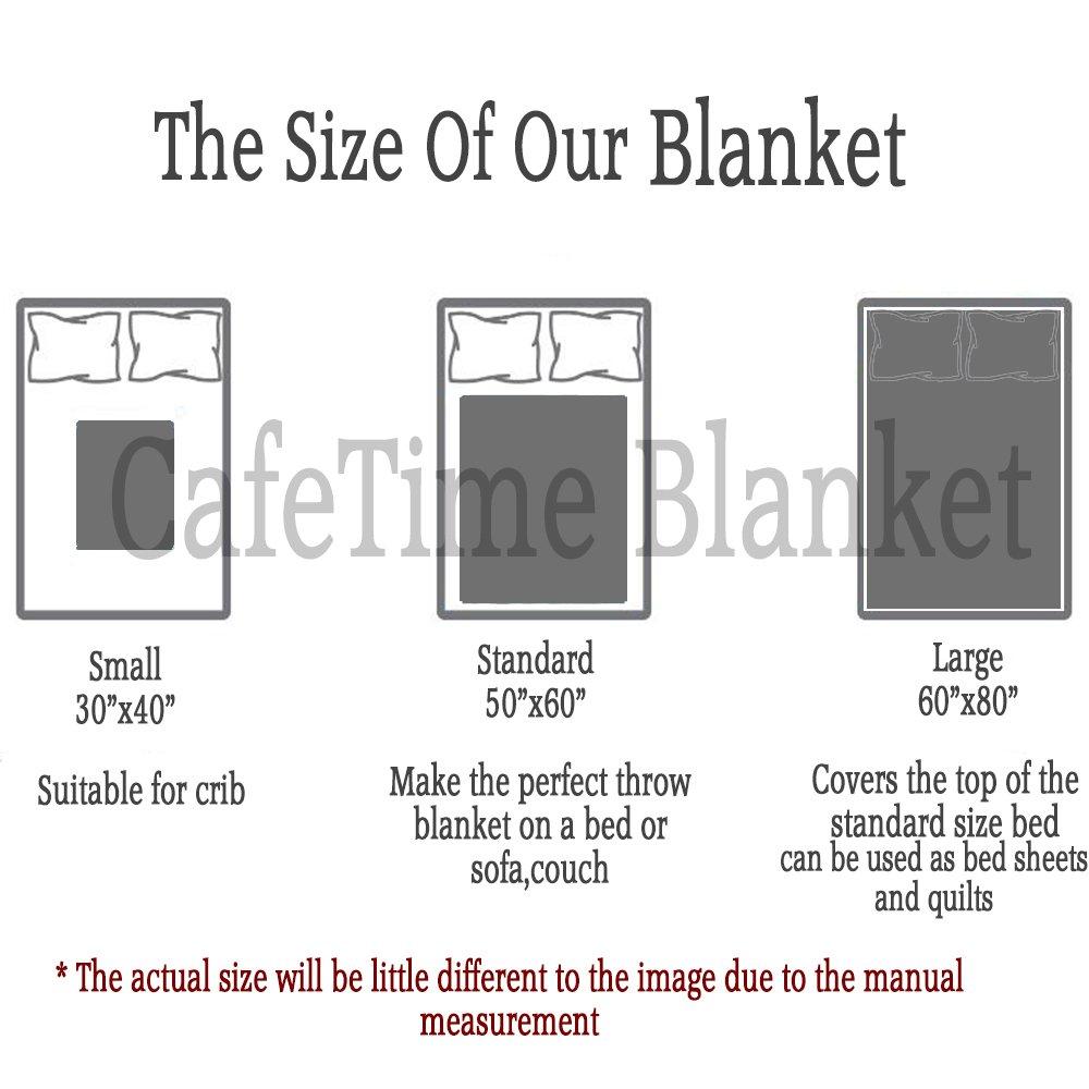 amazon com cafetime funny art pet dog design home throw blankets