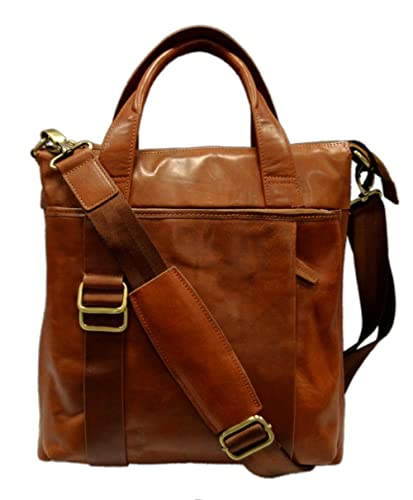 Amazon.com  Leather tablet shoulder bag satchel mens leather bag ipad bag  handbag brown luxury bag  Handmade 36c64edf84a93