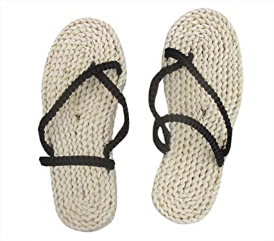 NEW One Piece Monkey D Luffy Cosplay Costume Straw Shoes Sandals Slipper