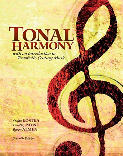 Tonal Harmony (B&B Music)