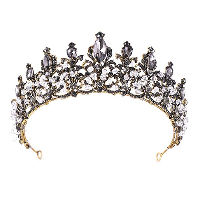 Bridal Bridesmaid Wedding Prom Crystal Rhinestone Diaman Headbands~ Tiara C N5R2