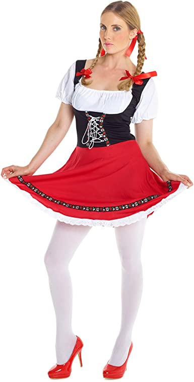PACK OF 5 OKTOBERFEST HAT BAVARIAN BEER FESTIVAL FANCY DRESS LADIES MENS ADULT