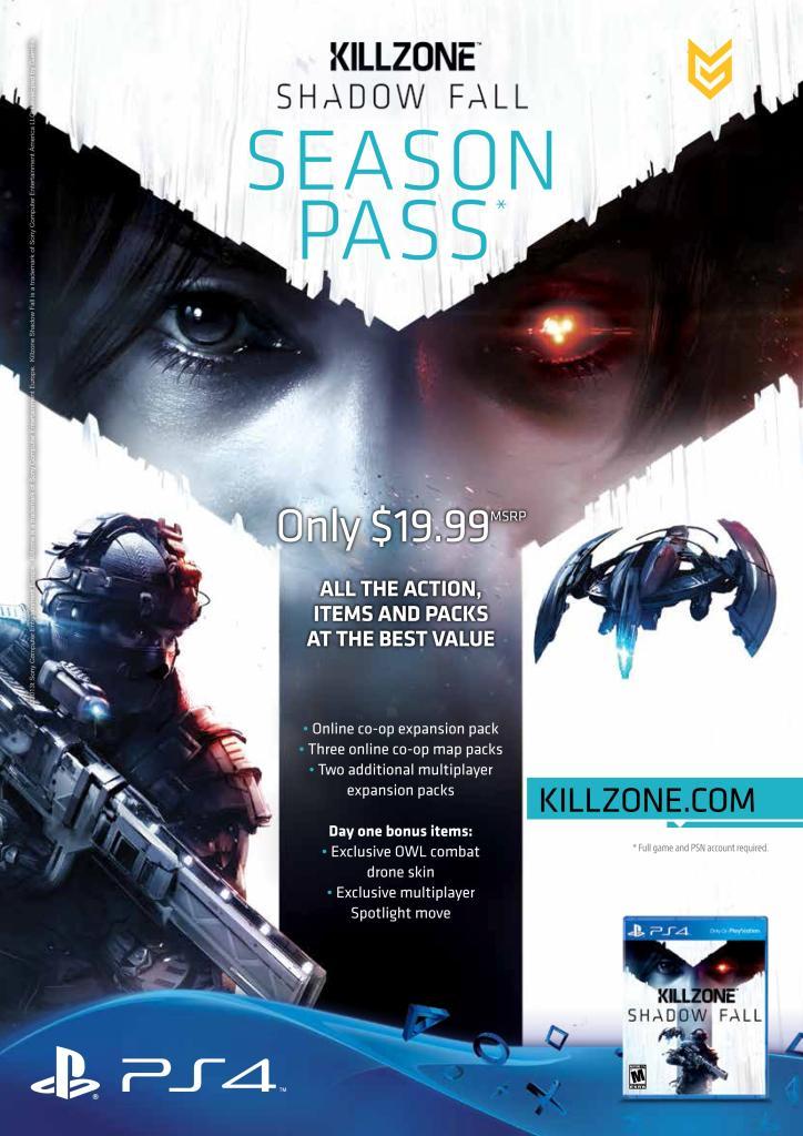 Killzone: Shadow Fall - главный эксклюзив PS4 (Обзор), 1080p - YouTube